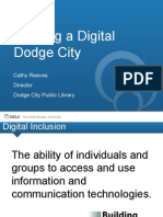 Building a Digital Dodge City