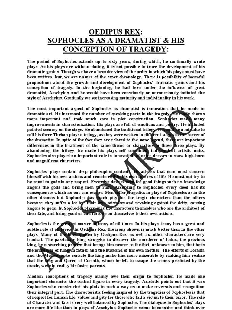 essay on oedipus rex student essay oedipus rex college paper help  oedipus rex