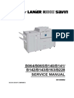 SERVICE MANUAL AF1060-1075-2060-2075-2051(B064-065-140-141-142-143-163-228)