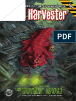 Red Harvester Creature 2 the Mutant Epoch