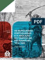 CAPELA Burguesia Portuguesa e Fim Da Escravatura MOZ