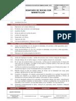 PETS-01-E10 Desatado de Rocas Con Barretillas