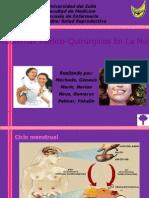 Problemas Medico-Quirurgicos en La Mujer..Dmrs2