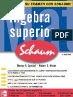 Álgebra Superior - 3ed Spiegel