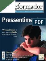 Reformador Agosto / 2009 (revista espírita)