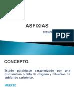 Asfixia Mecánicas 2010