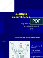 Micologia generalidades 1-2010