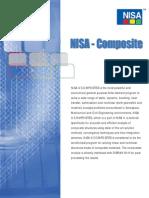 NISA II Composites Flyer Brochure