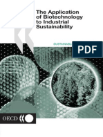 The Application of Biotechnology to Industrial Sustainability - Christian Aagaard Hansen