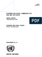 ECONOMIC  AND  SOCIAL  COMMISSION  FOR  ASIA  AND  THE  PACIFIC