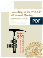 Proceedings of the 3rd IGCP 2013