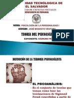 PRESENTACION TEORIA DEL PSICOANÁLISIS (SIGMUND FREUD) (1).pptx