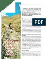 El Qhapaq Ñan Sistema Vial Andino - Revista Aviacion No. 509