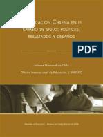 La Educ Chilena en El Cambio de Siglo