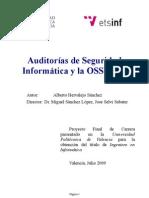 Auditorías de Seguridad Informática y la OSSTMM