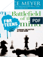 Battlefield of the Mind Teens