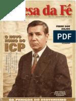 Revista Defesa da Fé - Ano 1 - nº 1 - julho a setembro de 1996