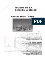 Estudio Exposicion Silice Chile