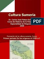Cultura Sumeria