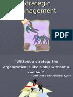 1 Strategic Management