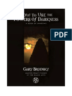 143801085 How to Use the Powers of Darkness