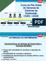 Automação de Sistemas Elétricos de Potência - Automação da Distribuição