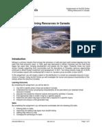 miningresourcesweb assignment
