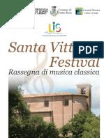 Santa Vittoria Festival 2009