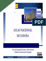 Atlas Nacional de España