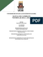 Manual Candidato 2014