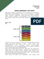 Model Jaringan 7 Osi Layer2