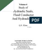 Volume-6. Hydraulic Seals, Fluid Conductor and Hydraulic Oil.