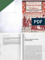Lewellen Ted - Introducción a la antropología política - Cap 2