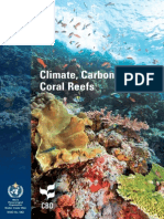 Climate Carbon CoralReefs