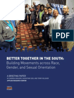 Better Together in the South