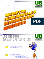 2.- Generalidades de Accidentes