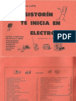 Revista Lupin - Transistorin Te Inicia en Electronica Suple a