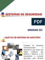 Unid.3,Sistemas de Seguridad