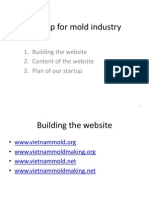 Startup for Mold Industry.ppt