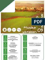 recital agurain_poster
