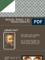 Miguel Ángel y el Renacimiento