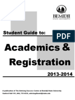 Student Guide to Academics and Registration 2013_2014