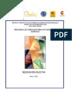 La Negocion Colectiva en America Latina - OIT