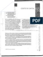 (CAP.14) Costo de Capital