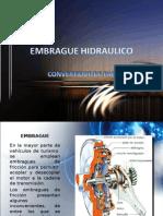 EMBRAGUE HIDRAULICO