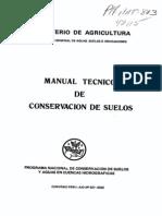 Manual Manejo y Conservacion Suelos Mx