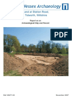 Station Road Tidworth