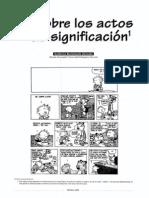Sobre Los Actos de Comunicacion - Guillermo Bustamante
