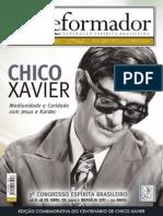Reformador Abril / 2010 (revista espírita)