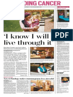 The Daily Times Decoding Breast Cancer